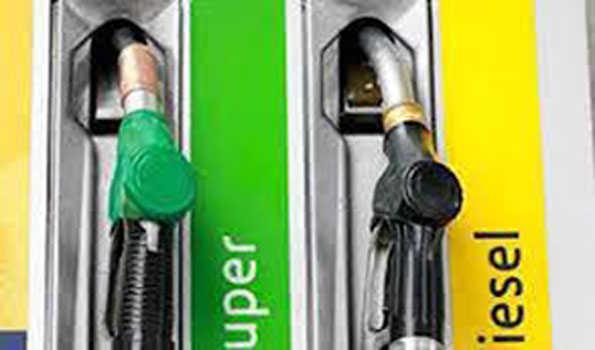 पेट्रोल -डीजल