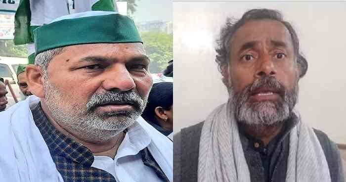 Photo of किसान नेता योगेंद्र यादव बोले:लखबीर की हत्या पर मुझे दुख है,