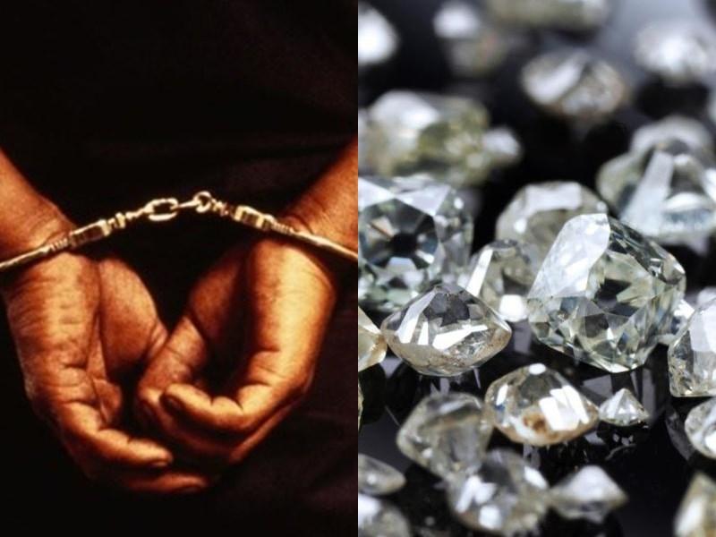 शोरूम में पहुंची महिला, 'हाथ की सफाई' से चुरा लिए 42 करोड़ के हीरे!   News  Nasha