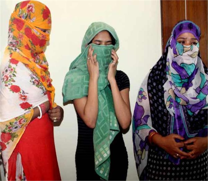 Photo of अगरतला में 11 ब्रू लड़कियों को कराया गया मुक्त