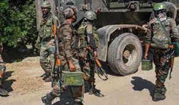 Photo of जम्मू में नियंत्रण रेखा पर पाकिस्तानी घुसपैठिया ढेर