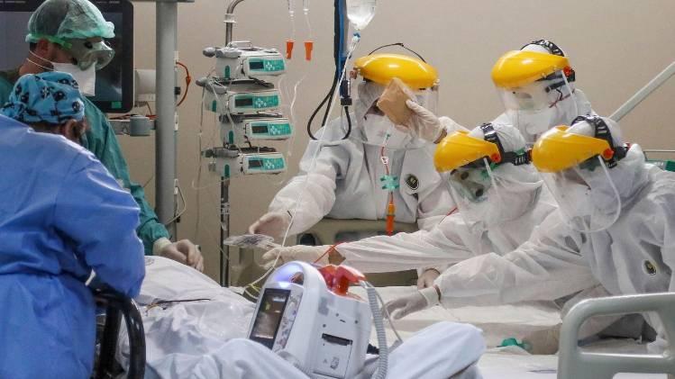 Photo of आंध्र में कोरोना के 20 हजार से अधिक नये मामले , 104 मरीजों की मौत