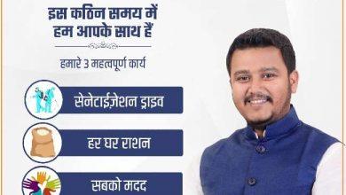 Photo of BJP पर चंदा चोरी का आरोप लगाने वाली कांग्रेस अब खुद को मांग रही चंदा