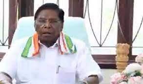 Photo of भाजपा और एनआर कांग्रेस के बीच सत्ता संघर्ष से पंगु हुआ प्रशासन: नारायणसामी
