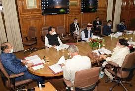 Photo of हिमाचल कैबिनेट मीटिंग: IPH में 2322 पोस्ट सहित कई विभागों में होगी भर्तियां