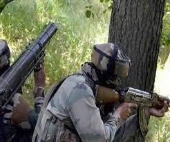 Photo of जम्मू-कश्मीर के नौगाम में सुरक्षा बलों के साथ मुठभेड़ में एक आतंकी ढेर, तलाश जारी