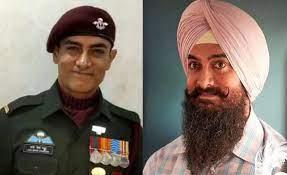 Photo of आमिर खान ने 'लाल सिंह चड्ढा' से शेयर किया अपना नया लुक