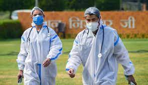 Photo of कोरोना से राहत: देश के 90 फीसदी जिलों में घट रहे हैं संक्रमण के केस