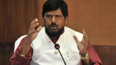 Photo of केंद्रीय मंत्री रामदास अठावले का बड़ा बयान, कहा-महाराष्ट्र में ये पार्टी बना सकते हैं सरकार