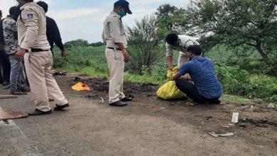 Photo of धार: फोरलेन पर पलटी तेज रफ्तार कार, नेशनल खिलाड़ी की मौत, एक की हालत गंभीर