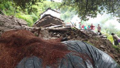 Photo of हिप्रः आनी में बादल फटने से भारी नुकसान