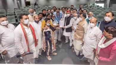 Photo of अखिलेश यादव का शिक्षक अभियर्थियों से मुलाकात,अपनी सरकार में दिया बदलाव का भरोसा