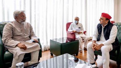Photo of समाचार चैनल भारत समाचार पर छापे की अखिलेश यादव ने की निंदा।