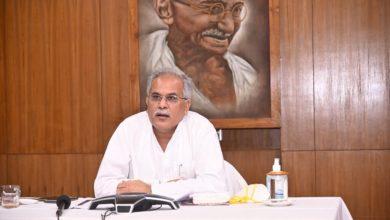 Photo of रायपुर : मुख्यमंत्री ने पूर्व राष्ट्रपति डॉ. कलाम की पुण्यतिथि पर उन्हें नमन किया
