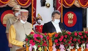 Photo of राजेंद्र विश्वनाथ आर्लेकर ने हिमाचल के 28वें राज्यपाल के रूप में शपथ ली