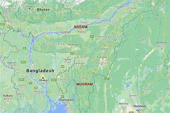Photo of मिजोरम-असम सीमा विवाद के बारे में यहां पढ़ें सारी महत्त्वपूर्ण जानकारी