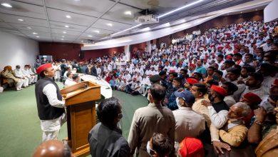 Photo of मुख्यमंत्री जी की अक्षमता का परिणाम है कि प्रदेश में रोजी-रोजगार नहीं, विकास ठप्प है-अखिलेश यादव