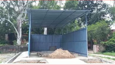 Photo of आजमगढ़ मंडलीय जिला अस्पताल में लगने वाले ऑक्सीजन प्लांट का बेस बंद कर तैयार, अभी तक नहीं आया प्लांट