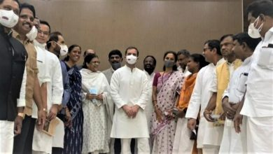 Photo of मंथन: राहुल गांधी की 'चाय-नाश्ते' की बैठक में पहुंचे विपक्षी दलों के नेता, इस पार्टी ने बनाई दूरी