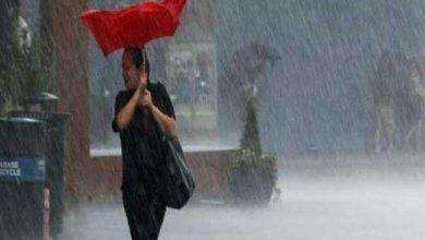 Photo of Delhi-NCR में मूसलाधार बारिश, मौसम विभाग ने जारी किया ऑरेंज अलर्ट, 5 डिग्री गिरेगा पारा!