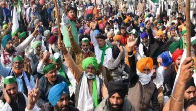 Photo of करनाल में किसानों का धरना-प्रदर्शन जारी, टिकैत ने आगे की रणनीति के लिए कही ये बात