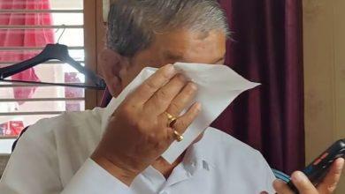 Photo of हरीश रावत का रोता हुआ वीडियो वायरल, जानिए लोगों ने किया कहा
