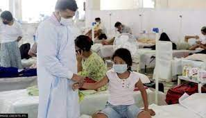 Photo of पश्चिम बंगाल: तेज बुखार की शिकायत के बाद 130 बच्चे अस्पताल में भर्ती