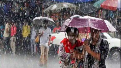 Photo of पंजाब-हरियाणा समेत कई राज्यों में आज से होगी झमाझम बारिश