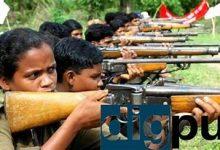 Photo of छत्तीसगढ़-तेलंगाना बॉर्डर पर 3 नक्सली ढेर:AK-47 समेत कई हथियार बरामद;